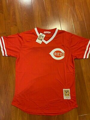 free shipping d968b fa5a0 Johnny Bench Cincinnati Reds #5 Jersey Size X-Large   eBay