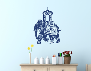 Elephant Decorated Indian Royal Wedding Vinyl Wall Sticker Decal Art Any Colour Ebay Elephant png free vector we have about (61,541 files) free vector in ai, eps, cdr, svg vector illustration graphic art design format. details about elephant decorated indian royal wedding vinyl wall sticker decal art any colour