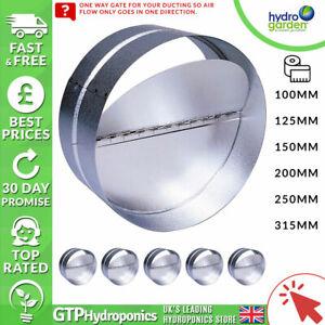 Metal Conduit Arrière projet Amortisseur Menuisiers - 100mm-125mm-150mm-200mm-250mm-315mm-0mm-200mm-250mm-315mmafficher le titre d`origine kPsLm8ZT-07184341-641385087