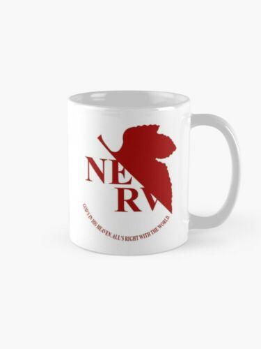 Neon Genesis 11 Oz /& 15 Oz Mugs NERV Mugs