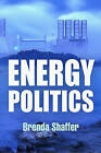 Energy Politics by Brenda Shaffer (Paperback, 2011)