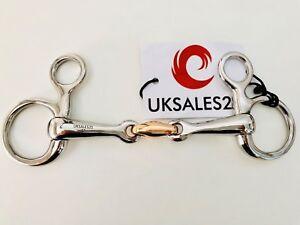 UKSALES25 Pferd Gebisse Loser Ring Sweet Iron Trensengebiss Mit Kupfer Rauten