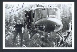 Sammeln & Seltenes Kataloge & Prospekte Aktiv Lee Komich Vietnam 1965 We Were Soldaten Ia Drang Unterzeichnet 4x6 Foto E18838 Reich Und PräChtig