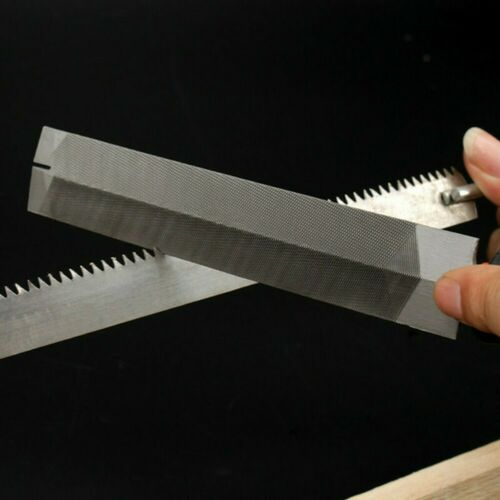 Pruning Saw File Rasp File Carpentry Woodwork Hand Saws For Deburring Sharpening