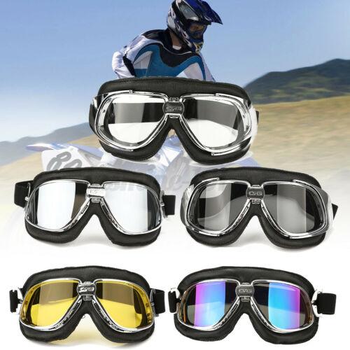 Motorradbrille Schutzbrille Goggle Brille Enduro Cross Quad ATV Offroad Dirtblke