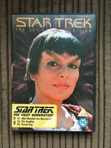 Star Trek The Next Generation DVDs The Collector/'s Edition Huge Range!