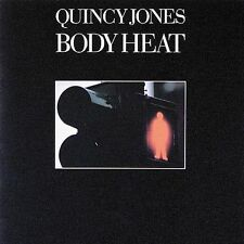 Quincy Jones-Body Heat CD NEW