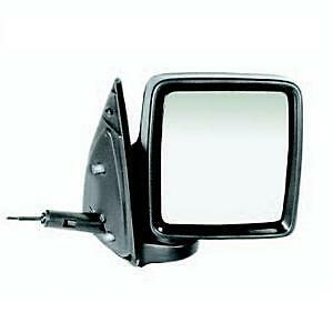 Vauxhall Combo Mk2 2001-2012 Wing Mirror Glass O//S Drivers Side Right