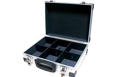 Aluminium Koffer Alukoffer Werkzeugkoffer Allzweckkoffer verschiedene Varianten!