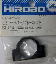 Original Hirobo 0414-328 Heckrohr Schelle E3 TAIL BOOM BRACE BAND