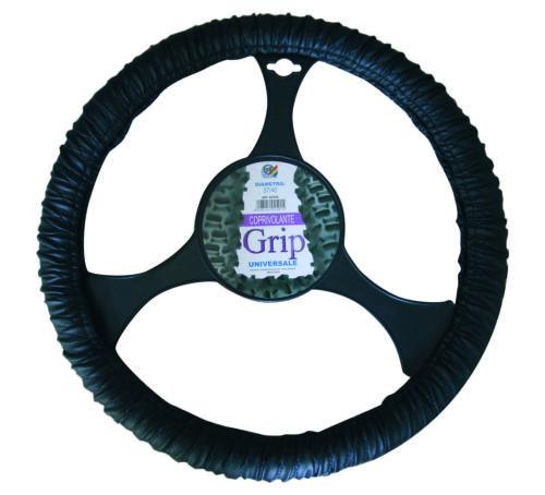 Copri Volante auto universale nero Grip Massaggio diametro 37-40 coprivolante