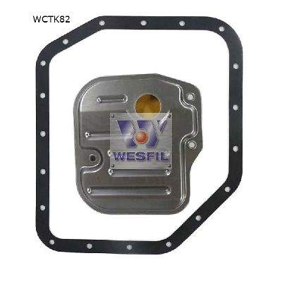 WESFIL for TOYOTA YARIS 2005-ON U340E NCP91R,NCP93R–4CYL/1.5 TRANSMISSON FILTER