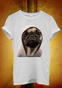 Pug-Life-Dog-Grumpy-Funny-Men-Women-Unisex-T-Shirt-Tank-Top-Vest-355