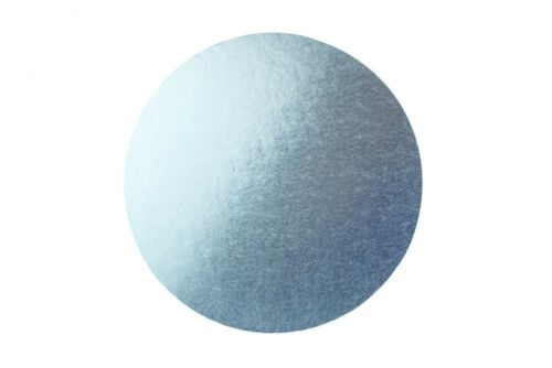 """Baby Blue Round Cake Drum Board 1//2/"""" 12mm THICK 2 x 12/"""" Inch Pale Blue"""