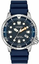 Citizen Eco Drive ISO-certified Promaster Professional Diver Watch BN0151-09L