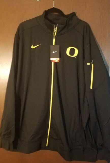63acd137c917 Nike Oregon Ducks Football 3xl Team Issued Player Coaches Jacket Mens  sweatshirt