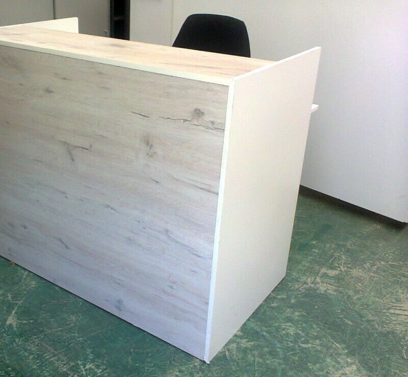 Reception Counters and Desks - used