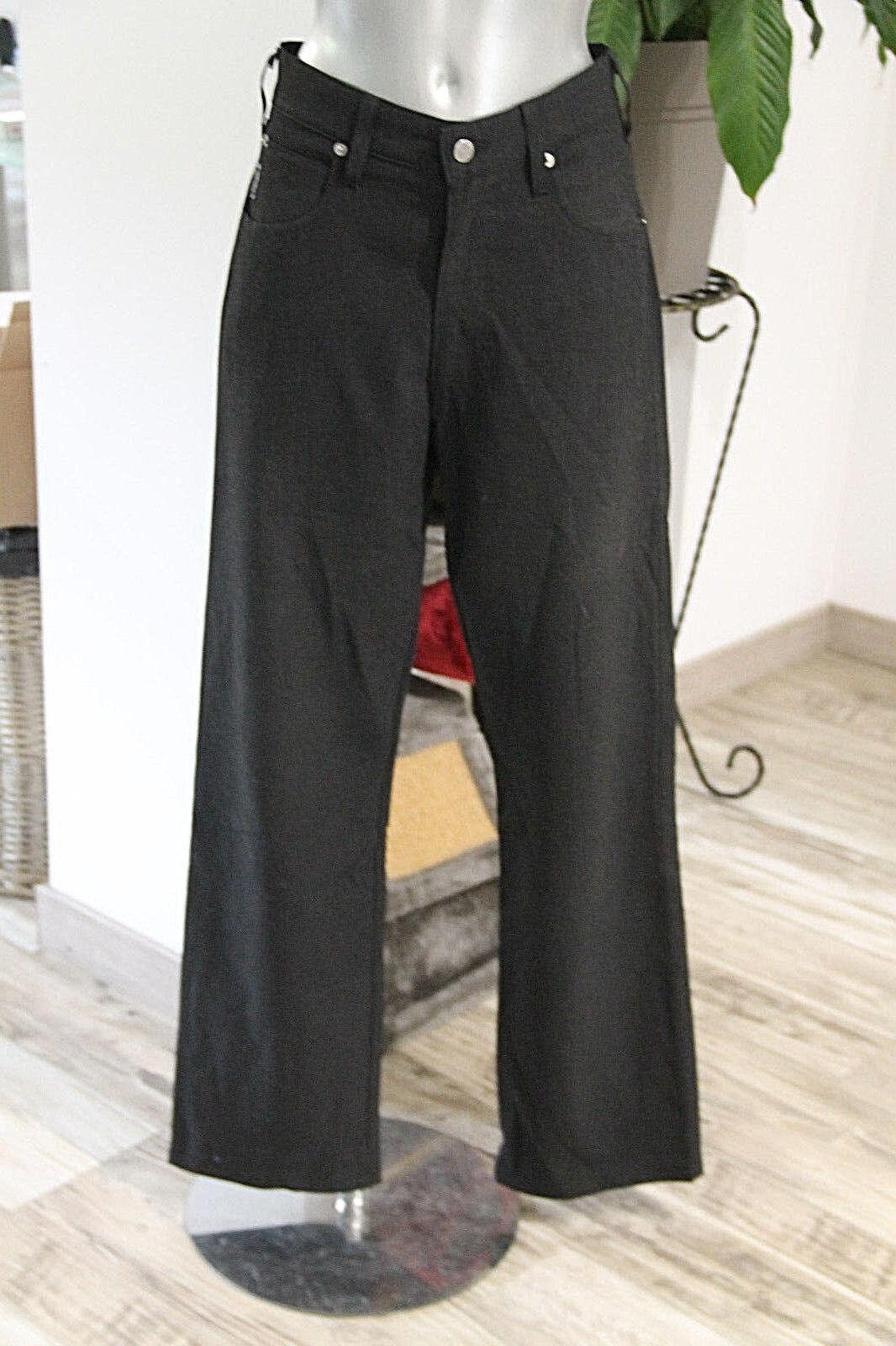 a1d82db25e Pantaloni fluidi grigio grigio grigio scuro vita alta donna ARMANI ...