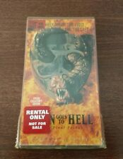 Jason Goes to Hell: The Final Friday (VHS, 1994)