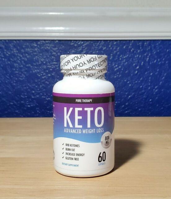 Ketogenic Advanced Weight Loss Diet Pills 60 Caps 800mg ...