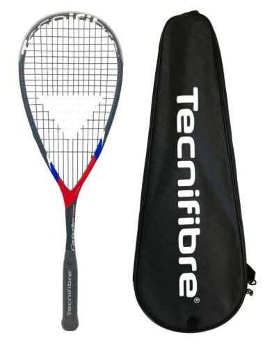 Tecnifibre Carboflex X-Speed 130 Squash racket + Cover RRP £160