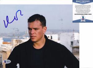 Matt-Damon-Jason-Bourne-Signed-Autograph-8x10-Photo-Beckett-BAS-COA-14