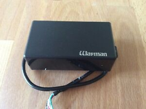 Warman Stealths, Guitar Pickups , matched pair ( Passive )