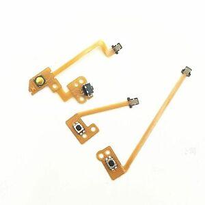 Details about For Nintendo Switch Joy-Con Replacement Part ZR/ZL Button Key  Ribbon Flex Cable