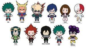Funimation My Hero Academia Series 2 3D  Bag Clip Blind Bag 1 random pc