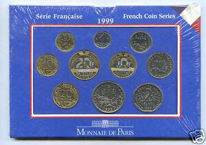 MONNAIE-DE-PARIS-COFFRET-BU-BRILLANT-UNIVERSEL-ABEILLE-1999