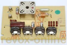 1 Oszillator-Platine, Oscillator 1.077.712, Studer Revox A77 2-Spur, revidiert