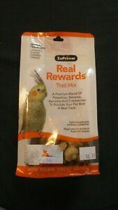 ZuPreem Recompensas Reales Trail Mix Medium Bird Treats