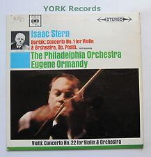 72009 - BARTOK - Violin Concerto No 1 STERN / ORMANDY - Excellent Con LP Record