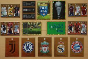 Panini-FIFA-365-2020-Sticker-10-20-30-50-100-200-aussuchen-Auswahl-choose
