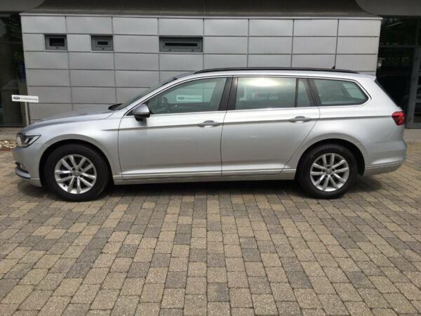 VW Passat 2,0 TDi 150 Comfort+ Vari. DSG - billede 1