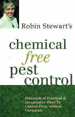 1 of 1 - Chemical Free Pest Control by Robin Stewart