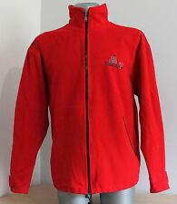 Mens SASTA Finland GORE WINDSTOPPER Jacket Zip Red Outdoor Ski Snow Winter M