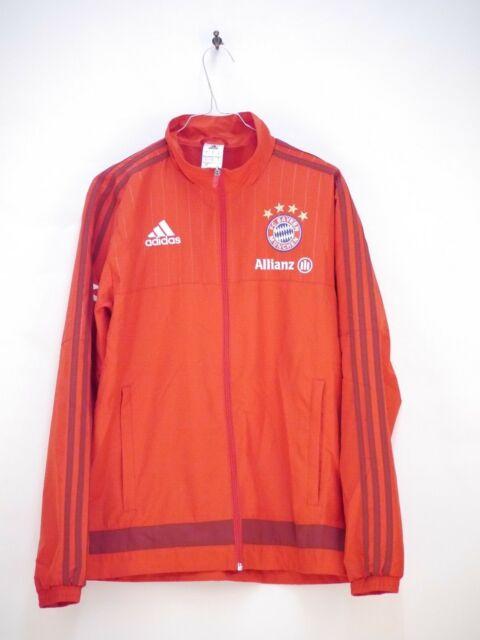 Adidas Jacke Herren Mantel Gr. S rot #c4eab3d | eBay