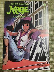 Mage #3 FN 1984 Comico Comic Matt Wagner