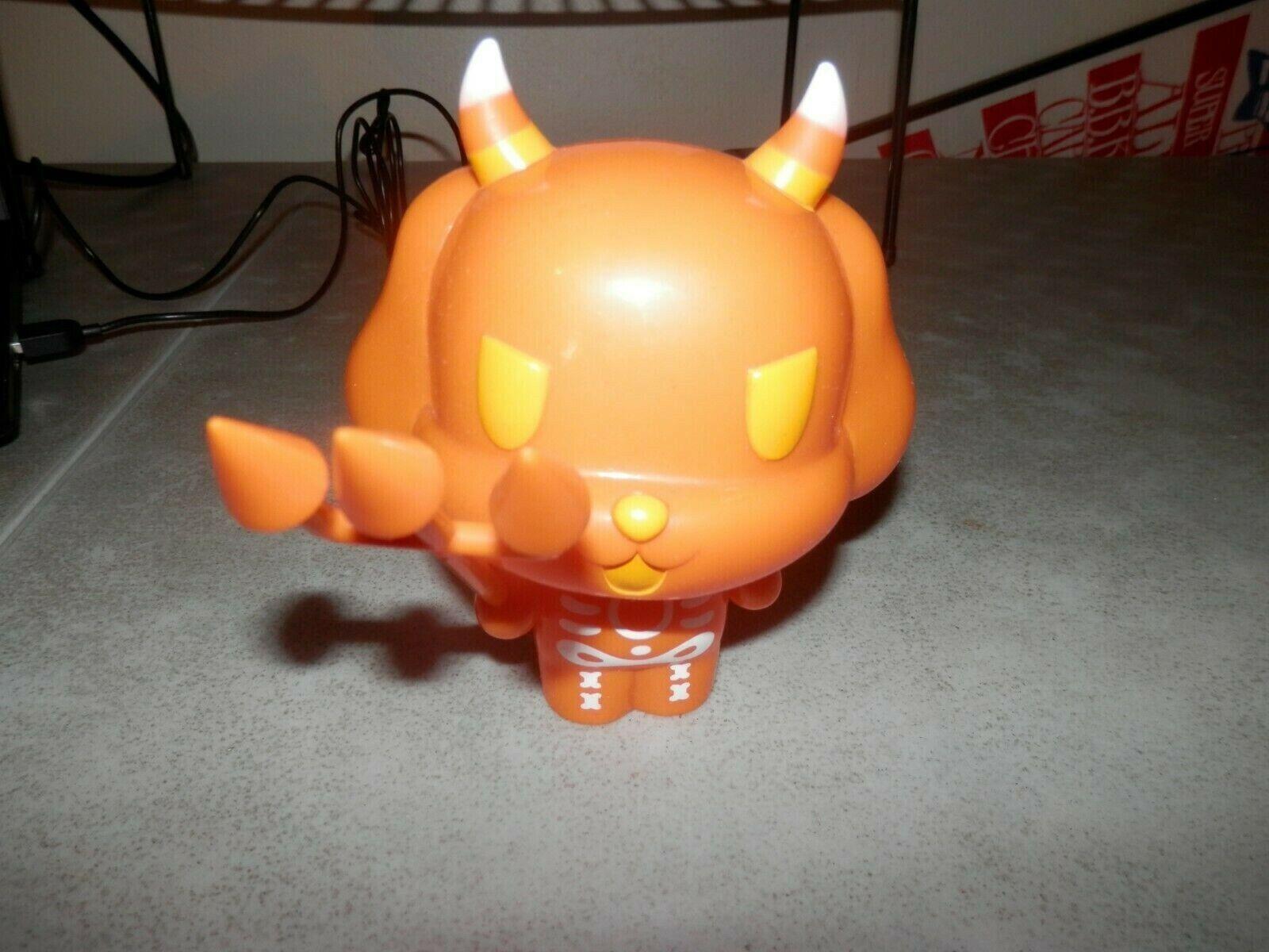 Los mejores precios y los estilos más frescos. Osaka Osaka Osaka PopEstrella diablo perro Candy Corn Halloween Vinilo Figura de juguete rara secreta base  apresurado a ver