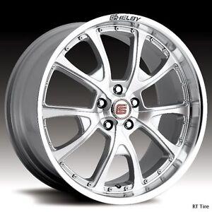 20X9-20X10-SILVER-CARROLL-SHELBY-CS40-WHEELS-RIMS-GT500