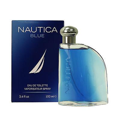 Nautica Blue For Men 3.4 oz Eau De Toilette Spray By Nautica