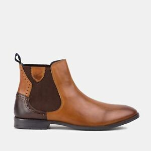 Smith Goodwin Hunter Mens Tan Boot Aw18 4pfgqwpdx