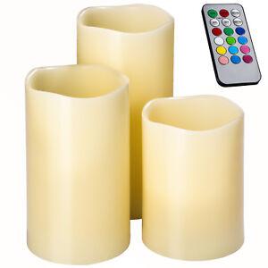 Velas-LED-con-control-cambio-de-color-remoto-velas-de-cera-real-decoracion