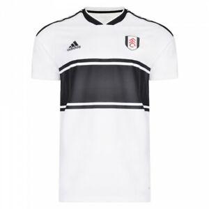 401f373ab Image is loading Genuine-adidas-Fulham-Junior-Kids-Home-Jersey-2018-