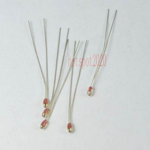 5pcs New NTC Thermistor 100K ohm 1/% B3990 1.8mm Dia for 3D Printer Reprap Mendel
