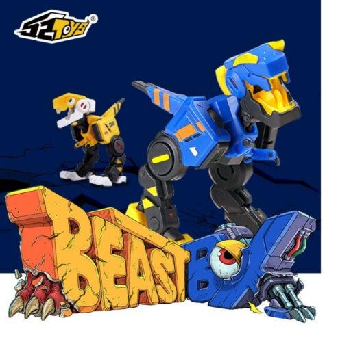 52Toys Beast BOX BB01/BB02 DIO,In stock!