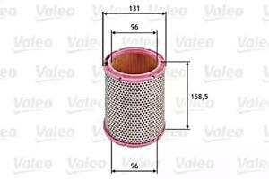VALEO-Engine-Air-Filter-Fits-CITROEN-C25-FIAT-Ducato-PEUGEOT-505-J5-144599