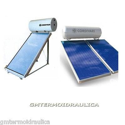 Pannello solare termico cordivari panarea 200 300 lt for Immagini pannello solare