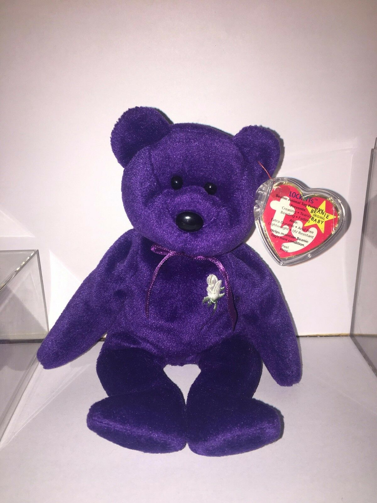 1997 Retired Princess Diana Mint Condition Beanie Baby with original tag
